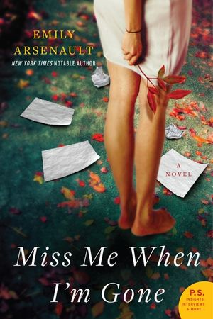 Miss Me When I'm Gone book image
