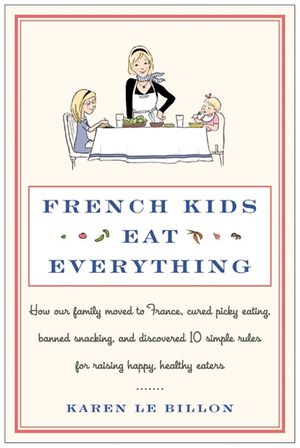 French Kids Eat Everything book image