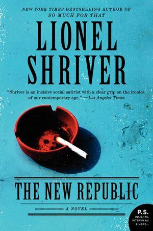 The New Republic book image