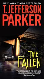 The Fallen Paperback  by T. Jefferson Parker