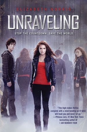 Unraveling book image