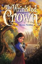 The Wrinkled Crown Hardcover  by Anne Nesbet