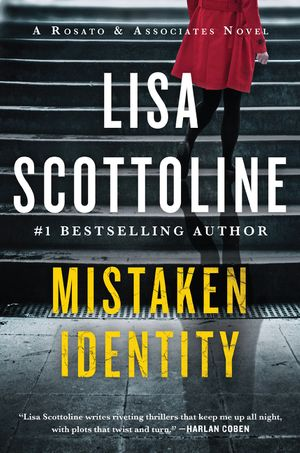 Mistaken Identity book image