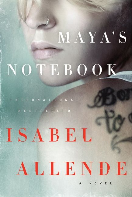 Maya's Notebook - Isabel Allende - Hardcover