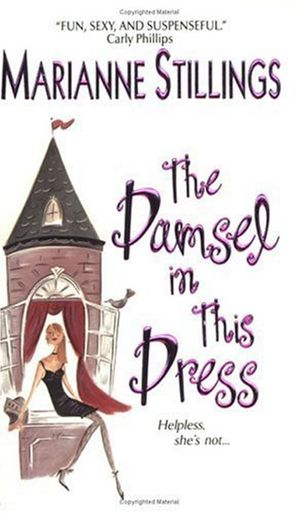 The Damsel in This Dress book image