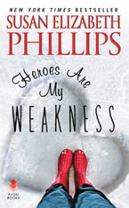 Heroes Are My Weakness Paperback  by Susan Elizabeth Phillips