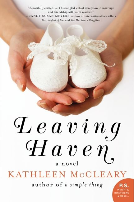 Leaving Haven Kathleen Mccleary Paperback