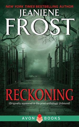 Reckoning book image