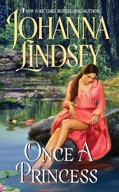 Once a Princess - Johanna Lindsey - E-book