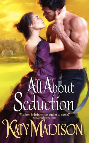 All About Seduction book image