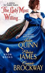 The Lady Most Willing... Paperback  by Julia Quinn