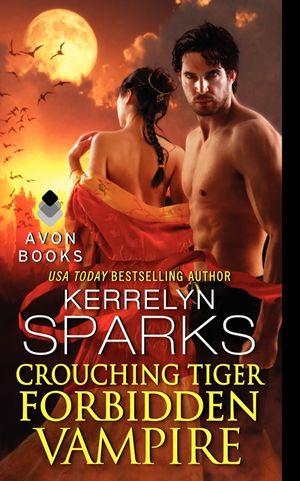 Crouching Tiger, Forbidden Vampire book image