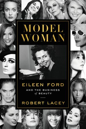 Model Woman book image