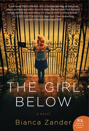 The Girl Below book image
