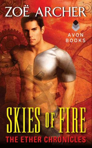 Skies of Fire book image