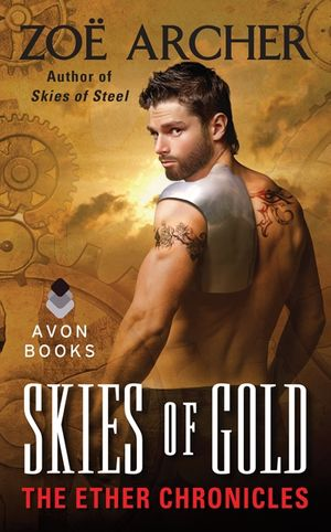 Skies of Gold book image