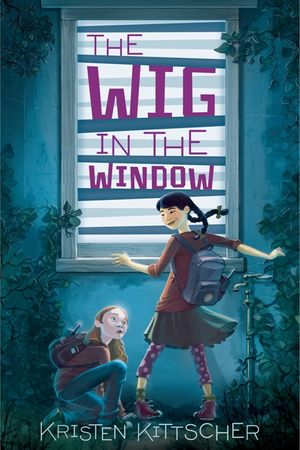 The Wig in the Window book image