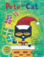 Pete the Cat Saves Christmas Hardcover  by Eric Litwin