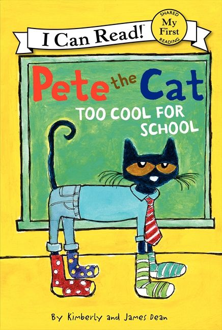 Pete The Cat Rocking In My School Shoes Summary