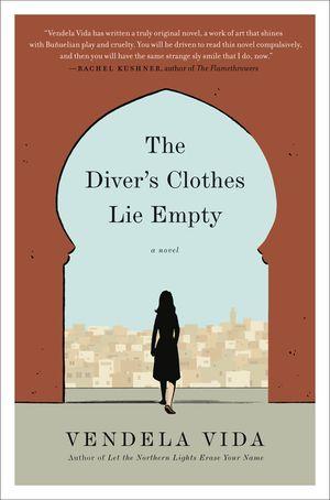 The Diver's Clothes Lie Empty book image