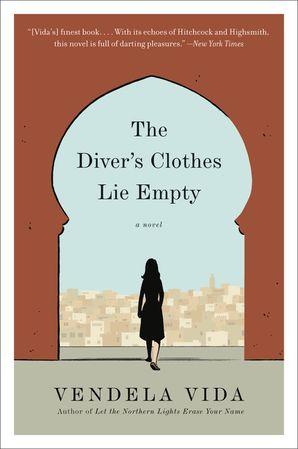 Diver's Clothes Lie Empty