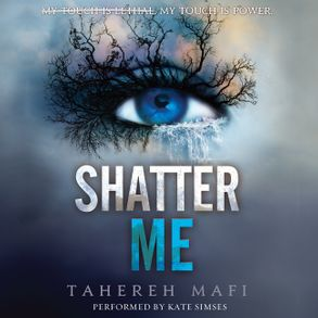Cover image - Shatter Me