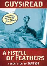 Guys Read: A Fistful of Feathers