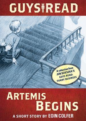 Guys Read: Artemis Begins book image