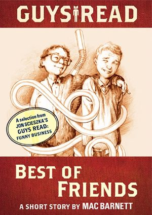 Guys Read: Best of Friends book image
