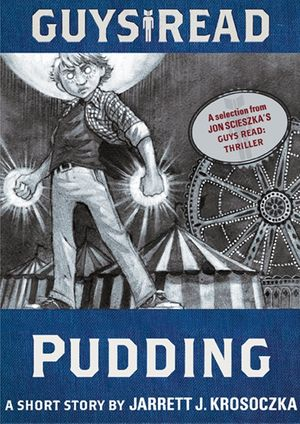 Guys Read: Pudding book image