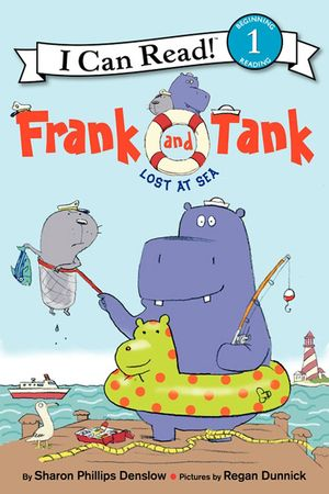 Frank and Tank: Lost at Sea book image