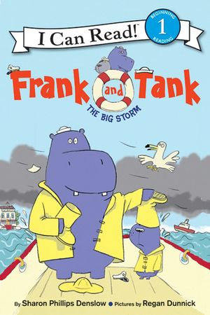 Frank and Tank: The Big Storm book image