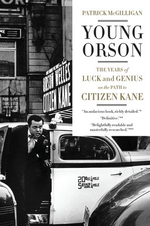 Young Orson Paperback  by Patrick McGilligan