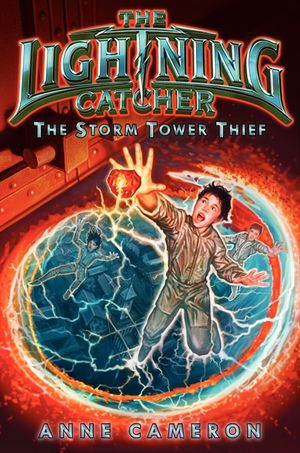The Storm Tower Thief book image