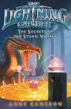 The Secrets of the Storm Vortex Hardcover  by Anne Cameron