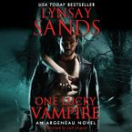 One Lucky Vampire Downloadable audio file UBR by Lynsay Sands