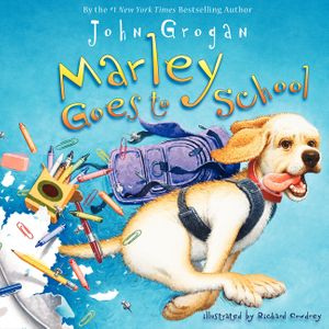 Marley Goes to School book image