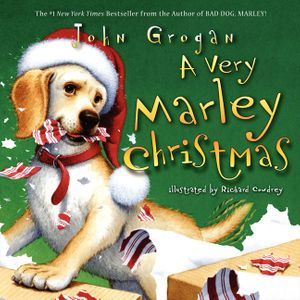 A Very Marley Christmas book image