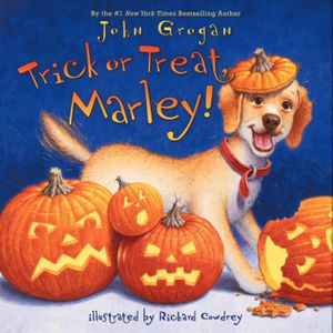 Trick or Treat, Marley! book image
