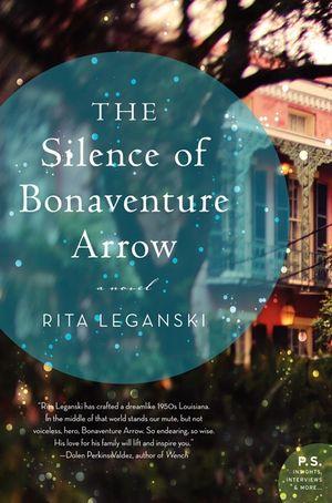 The Silence of Bonaventure Arrow book image