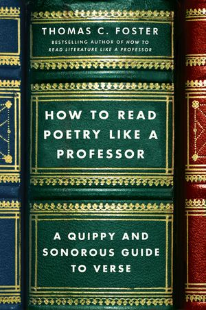 How to Read Poetry Like a Professor book image