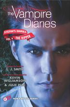 The Vampire Diaries: Stefan's Diaries #4: The Ripper Paperback  by L. J. Smith