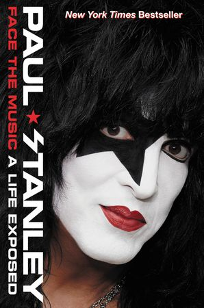 Face the Music Paperback  by Paul Stanley