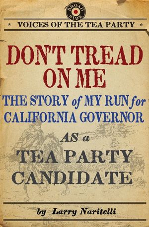 Don't Tread on Me book image