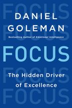 Focus Hardcover  by Daniel Goleman