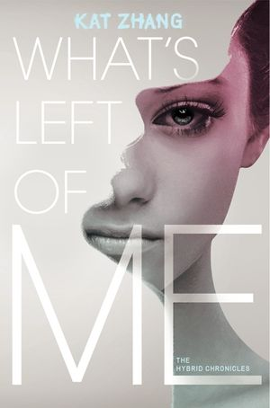 What's Left of Me book image