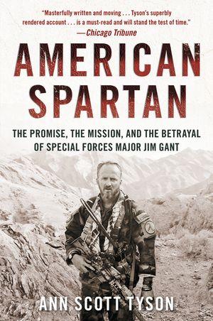 American Spartan book image