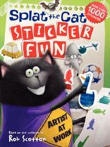 Splat the Cat: Sticker Fun