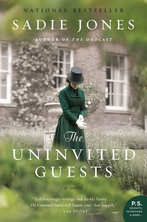 The Uninvited Guests book image
