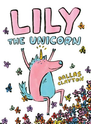 Lily the Unicorn book image
